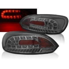 Focos / Pilotos traseros de LED VW Volkswagen Scirocco Iii 08-04.14 Ahumado Led