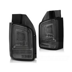 Focos / Pilotos traseros de LED VW Volkswagen T5 04.03-09 ahumados Full Led-intermitente Dinamico Indicator