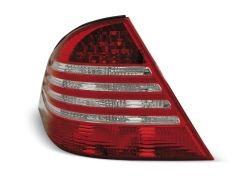 Focos / Pilotos traseros de LED Mercedes S-klasa W220 98-05 Rojo/blanco
