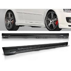 Taloneras laterales deportivas Volkswagen VW GOLF 5 GTI Look