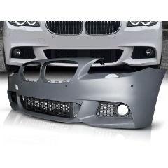 Parachoques delantero deportivo BMW F10 10-06.13 Pack-M PDC