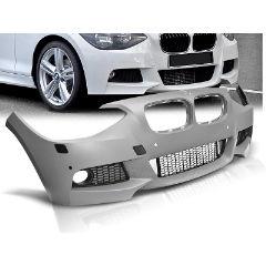 Parachoques delantero deportivo BMW F20 / F21 09.11-15 M-TECH PDC