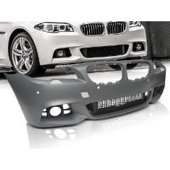 Parachoques delantero deportivo BMW F10 F11 07.13 Pack-M PDC