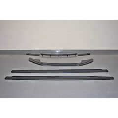 Kit De Carroceria Audi A5 07-12 Coupe S-Line ABS