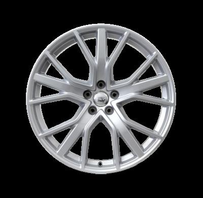 Llantas replica WSP Italy Audi R8.5x21 W571 ALICUDI ET30 5x112 66.6 Silver Shine + m
