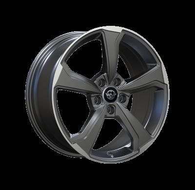 Llantas replica WSP Italy Hyundai R7.5x18 WD005 Formentera ET49 5x114.3 67.1 FF MGM pol &m