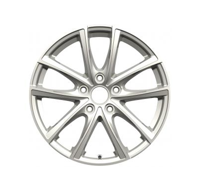 Llantas replica WSP Italy Peugeot R7.5x17 WD001 PRASLIN ET44 5x108 65.1 Silver & m