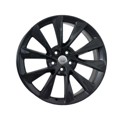 Llantas replica WSP Italy Tesla 8,5x21 W1401 H2O OXY ET40 5x120 64.1 FF AnthraciGS8 F+R F1+m