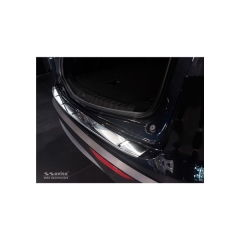 Protector Parachoques en Acero Inoxidable Alfa Romeo Romeo Stelvio 2017- ribs