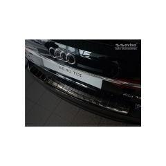 Protector Parachoques en Acero Inoxidable Audi A6 (c8) Avant 2018- ribs