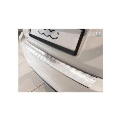 Protector Parachoques en Acero Inoxidable Fiat 500 2015- ribs