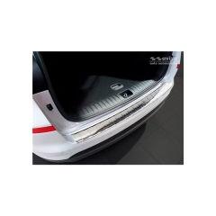 Protector Parachoques en Acero Inoxidable Hyundai Tucson Iii Restyling 2018- ribs special Edition