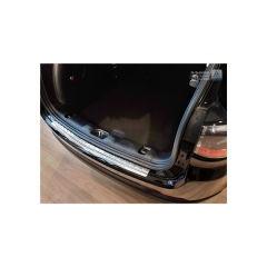 Protector Parachoques en Acero Inoxidable Jeep Compass 2017- ribs