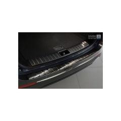Protector Parachoques en Acero Inoxidable Kia Optima Combi 2016- ribs