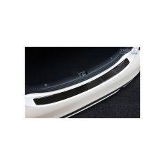 Protector Parachoques en Acero Inoxidable Mercedes Cls (c218) 2014- Look Fibra Carbono Negro