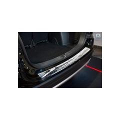 Protector Parachoques en Acero Inoxidable Mitsubishi Outlander Iii 2015- ribs