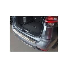 Protector Parachoques en Acero Inoxidable Nissan X-trail 2017- ribs