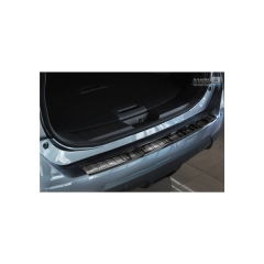 Protector Parachoques en Acero Inoxidable Nissan X-trail Iii 2014-2017 7-personen ribs