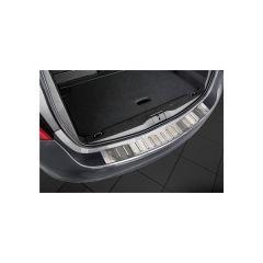 Protector Parachoques en Acero Inoxidable Opel Meriva B 2010-2013 & 2013- ribs