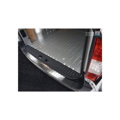 Protector Parachoques en Acero Inoxidable Opel Movano / Renault Master Ii 2014-2018 & 2018- ribs