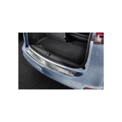 Protector Parachoques en Acero Inoxidable Opel Zafira C 2012- ribs