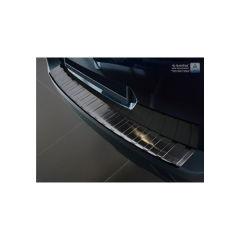 Protector Parachoques en Acero Inoxidable Peugeot 5008 Ii 2017- ribs