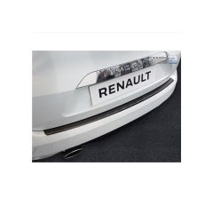 Protector Parachoques en Acero Inoxidable Renault Megane Iv Grandtour 2016- ribs
