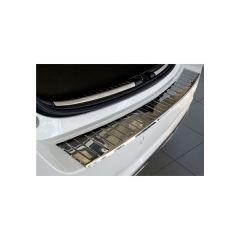 Protector Parachoques en Acero Inoxidable Toyota Auris 5 Puertas 2015- ribs