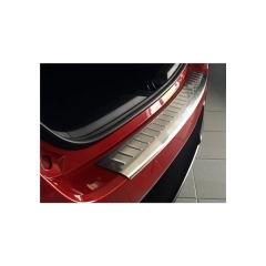 Protector Parachoques en Acero Inoxidable Toyota Auris Ii 2013-2015 ribs