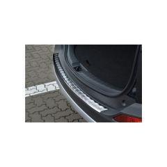 Protector Parachoques en Acero Inoxidable Toyota Rav-4 2013-2015 ribs