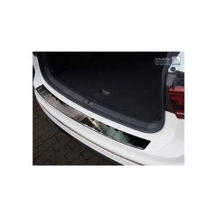 Protector Parachoques en Acero Inoxidable Volkswagen VW Tiguan Ii Incl. Allspace 2016- ribs
