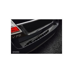 Protector Parachoques en Acero Inoxidable Volvo V70 Restyling 2013- ribs