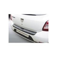 Protector Parachoques en Plastico ABS Dacia Sandero/sandero Stepway 12.2012- Texturizado Negro