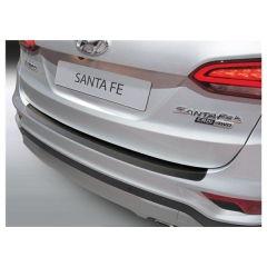 Protector Parachoques en Plastico ABS Hyundai Santa Fe 11.2015- Negro