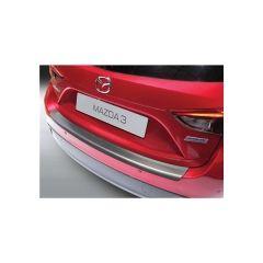 Protector Parachoques en Plastico ABS Mazda 3 5 puertas 10.2013- Negro