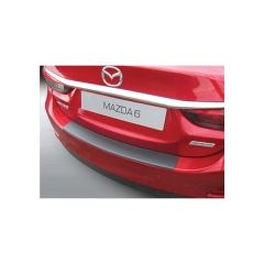 Protector Parachoques en Plastico ABS Mazda 6 4dr 2.2013- Negro
