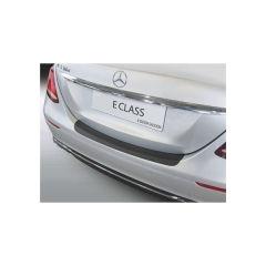 Protector Parachoques en Plastico ABS Mercedes Clase E W213 4 Puertas 4.2016- Negro