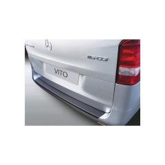 Protector Parachoques en Plastico ABS Mercedes Viano/vito/vclass 2019- Negro