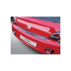 Protector Parachoques en Plastico ABS Opel Adam 1.2013- Negro