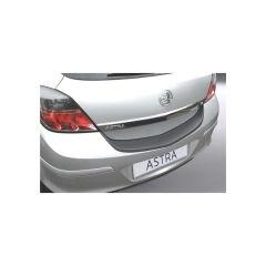 Protector Parachoques en Plastico ABS Opel Astra H 3 puertas 10.2005-12.2011 (no Opc/vxr) Negro