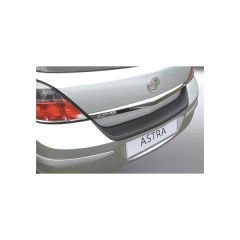 Protector Parachoques en Plastico ABS Opel Astra H 5 puertas 10.2003-10.2009 Negro