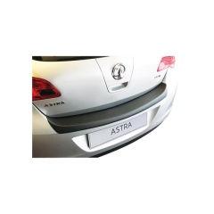 Protector Parachoques en Plastico ABS Opel Astra J 5 puertas 12.2009-8.2012 Negro