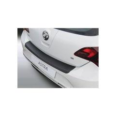 Protector Parachoques en Plastico ABS Opel Astra J 5 puertas 9.2012-9.2015 Negro