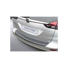 Protector Parachoques en Plastico ABS Opel Zafira Tourer Opc/vxr 1.2012- Negro