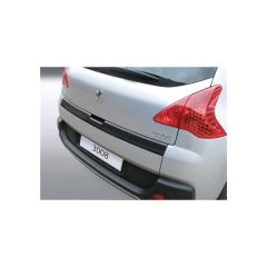 Protector Parachoques en Plastico ABS Peugeot 3008 6.2009-5.2016 Negro