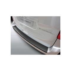 Protector Parachoques en Plastico ABS Peugeot Expert/new Traveller 9.2016 Negro