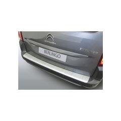 Protector Parachoques en Plastico ABS Peugeot Rifter 2018- Negro