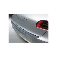 Protector Parachoques en Plastico ABS Porsche Macan 4.2014- Negro