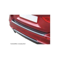 Protector Parachoques en Plastico ABS Renault Clio Mk3 3/5 puertas 5.2009-10.2012 Look Fibra Carbono