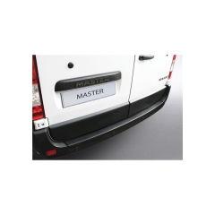 Protector Parachoques en Plastico ABS Renault Master 7.2010- Negro